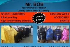 Mr Bob October1