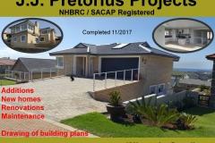 JJ Pretorius Projects - Master