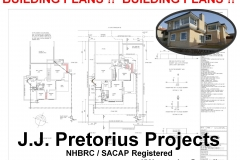 JJ Pretorius Projects - December